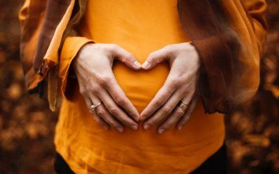 Veja como manter a autoestima na gravidez